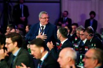 Albanian football president joins UEFA executive committee