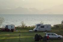 Shkodra campsite rated Albania's best