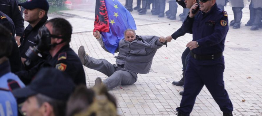 Seventh opposition protest deepens deadlock