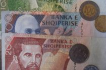 A history of Albanian money