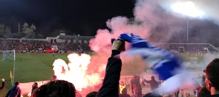 Replacing 'me-time' with 'we-time' at Tirona vs Partizani