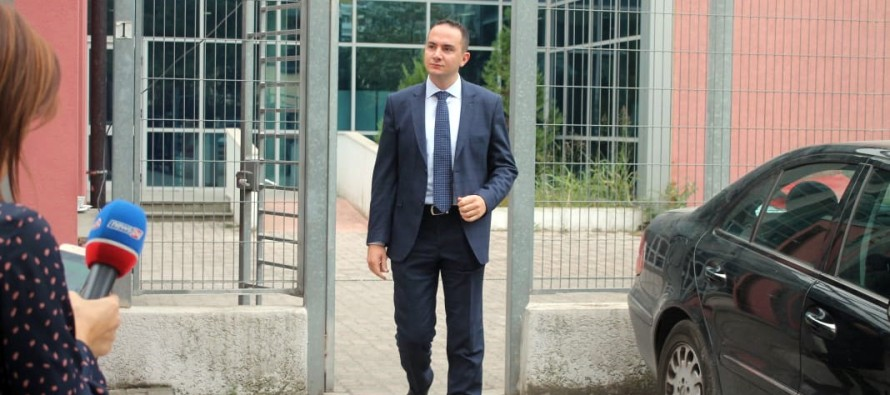 Opposition MP called as a defendant on Xhafaj case