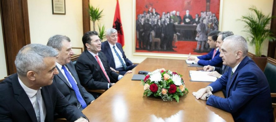 "President: ""Albania's pluralism has been jeopardized"""