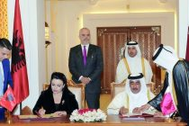 Qatar and Albania sign a number of agreements