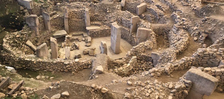 Gà¶beklitepe archeological site