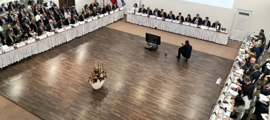 OSCE counters extremism and terrorism in Bratislava conference