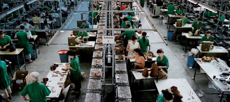 New production cycle overtakes the footwear industry