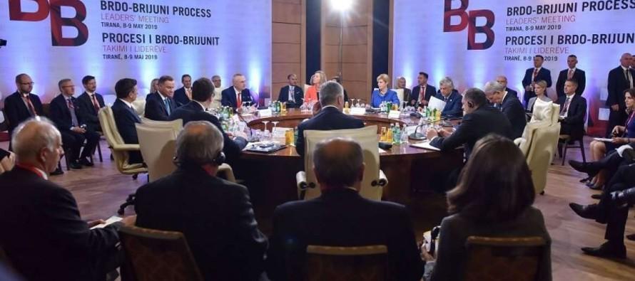 Balkan leaders gather in Tirana under Brdo-Brijuni summit