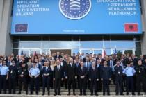 FRONTEX agents to guard Albania's borders