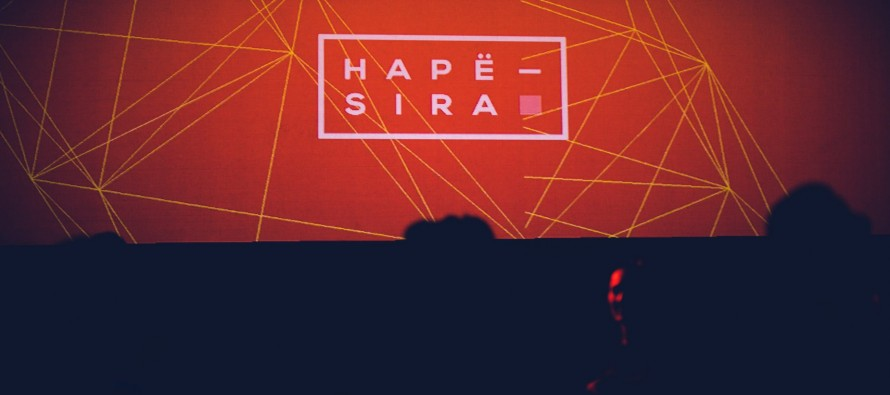 Pristina's 'Hapësira' rebirths society from underground