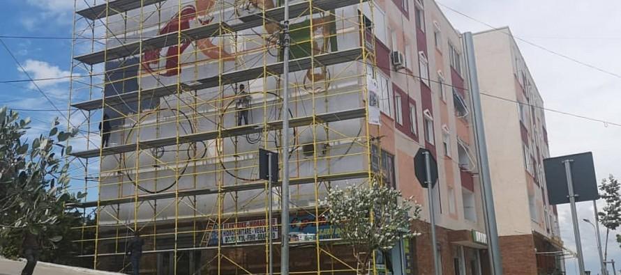 """Street Art"" to transform Patos"