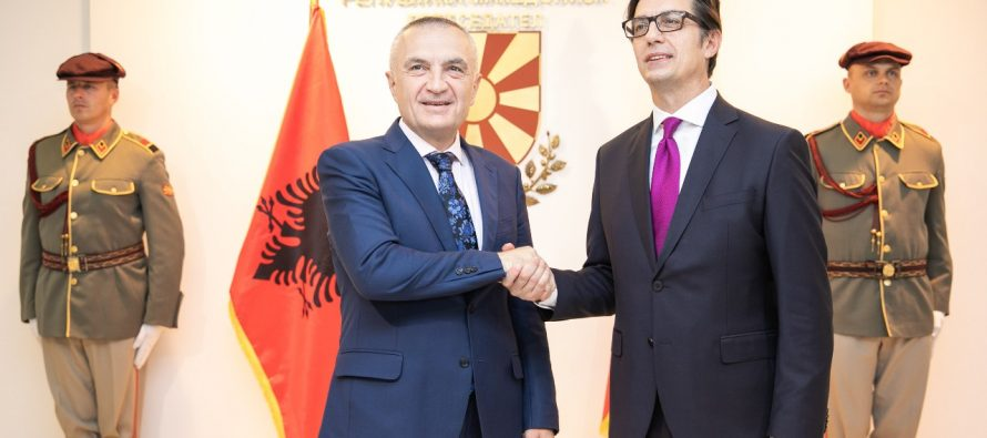 President congratulates new North Macedonia President Stevo Pendarovski