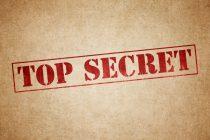 "The question of public procurements classified as ""state secret"""