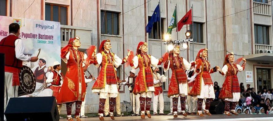 Lushnja launches 10th edition of Folk Festival