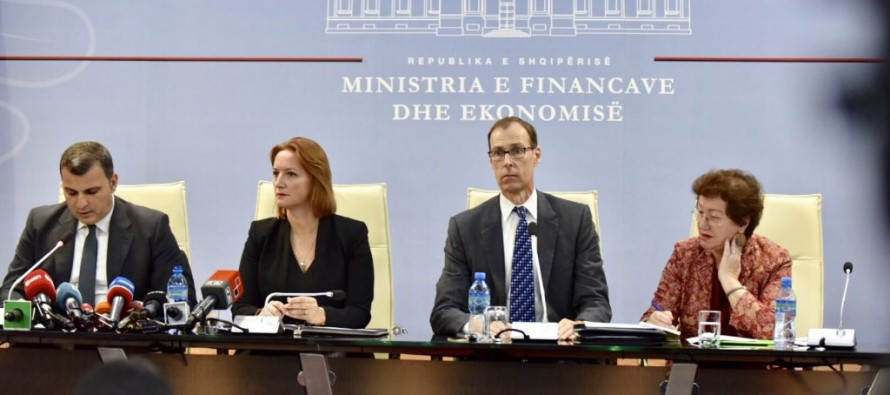IMF concludes Albania to face difficulties to reduce high public debt