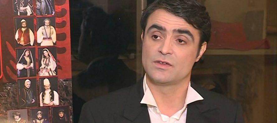 Armaldo Kllogjeri to hold recital at Tirana's Amphitheatre