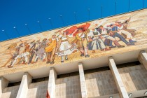 Culture heritage and Albanian as a priority