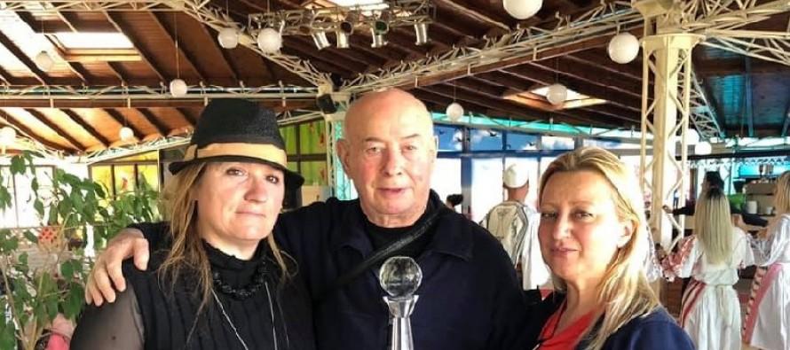 Fatos Kongoli writer of the year in Pristina
