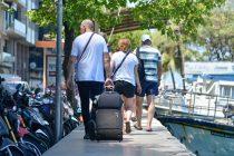 Political crisis harms tourism
