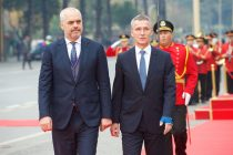 "NATO Secretary General: ""Political violence opposes democratic values"""