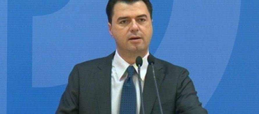 Opposition leader says Tirana Prosecution charges against him are illegal