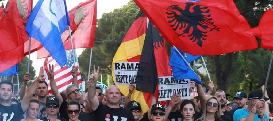 Albania's crisis – the way out