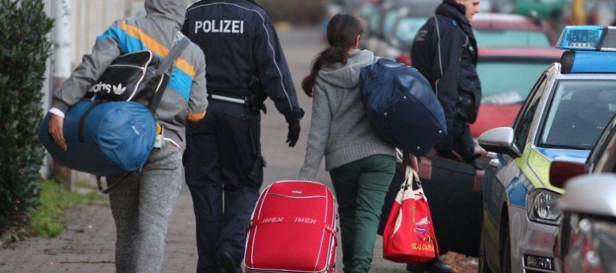 Number of Albanian asylum seekers rises, as political crisis deteriorates