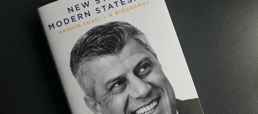 Hashim Thaçi: From a Rebellion Leader to President