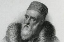 Ali Pashe Tepelena's portrait in travel writings