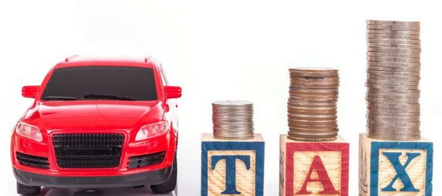 Tax for cars to be reviewed