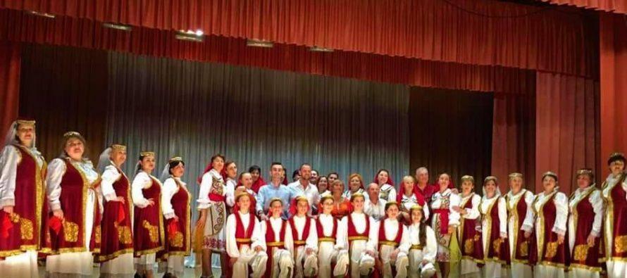 Folk Ensemble receives international assessments