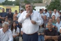 Vau i Dejes DP mayor dismissed for alleged electoral violence