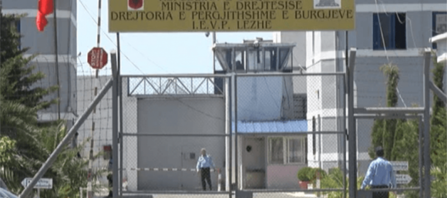 Lezha prison workers catch drug-carrying drone inside prohibited area