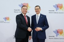 "Polish President: ""Without Western Balkans integration, Europe won't breathe easy"""