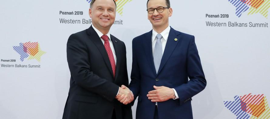 "Polish President: ""Without Western Balkans integration, Europe won't breathe easy"""