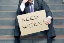 Unemployment among university graduates increases