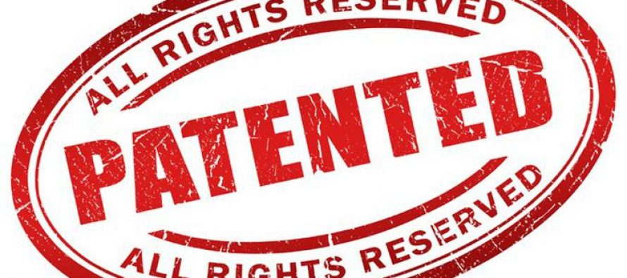 Industrial property protection through patents on the rise