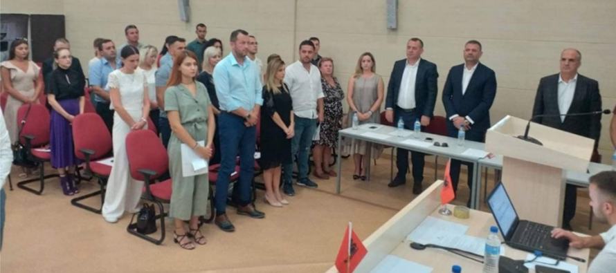 New Shkodra City Council established amid tension and protests