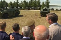 Kosovo worries over Russian-backed Serbian militarization