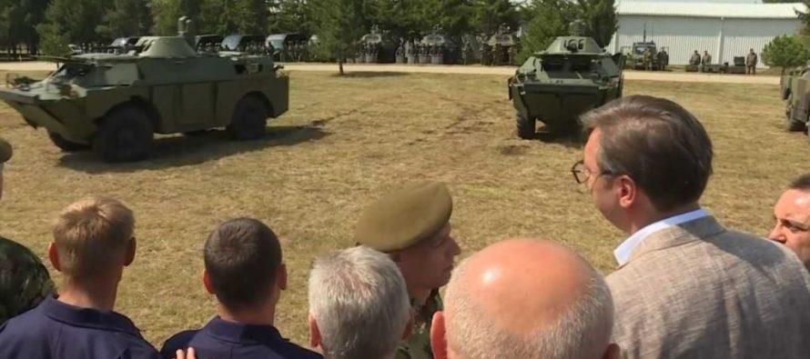 Kosovo worries over Russian-backed Serbian militarization