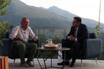 Albanian crisis affects Kosovo-Serbia dialogue, president says