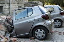 Strong earthquake rocks Albania, damaging over 500 homes and injuring 105 people