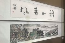 """National Historic Museum hosts """"The Belt and Road"""" Chinese traditional art exhibition"""