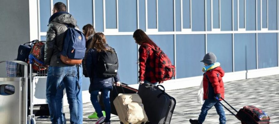 24 percent increase in asylum applications amid political tension