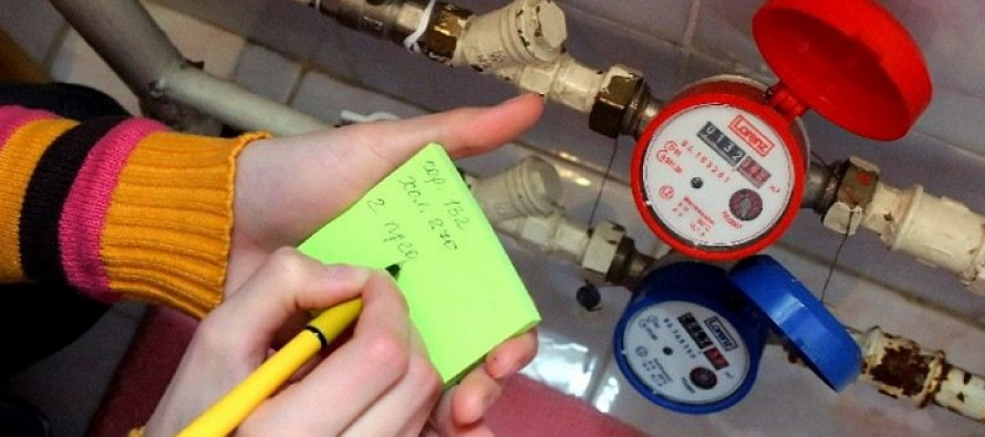 Citizens to pay more for water consumption measuring equipment