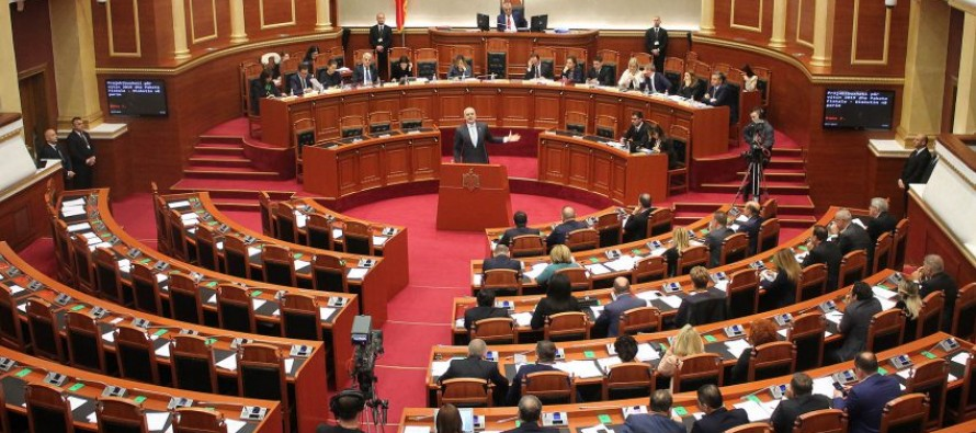 Editorial: A platform for the solution of the political crisis in Albania