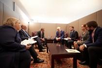 Rama, Mitsotakis meeting reconfirms change in Greek stand regarding EU accession