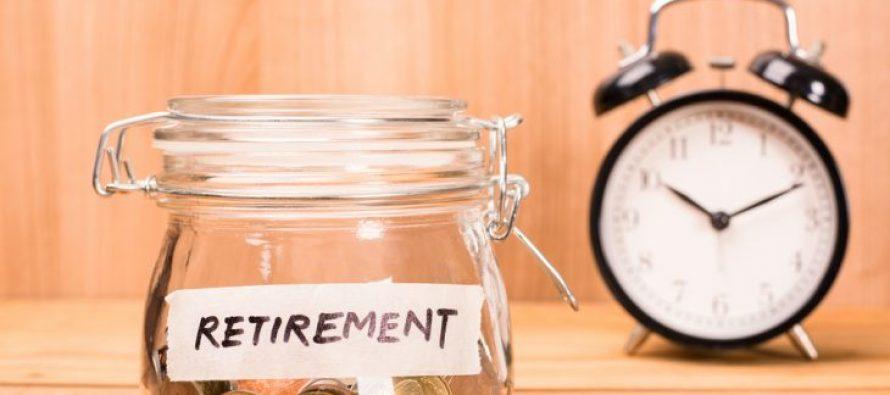 Pension scheme is failing