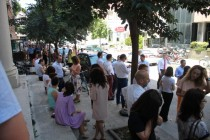 Police escort journalists over fake earthquake news