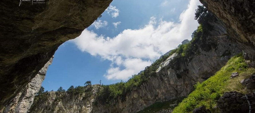 The future of outdoor tourism in Albania through the caves of Tropoja